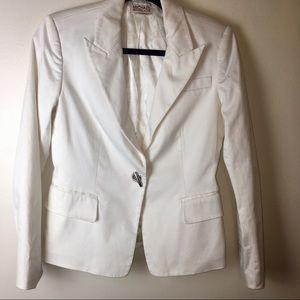 Micheal Kors cream blazer
